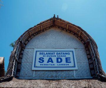 Kebudayaan Desa Sade Rambitan Lombok
